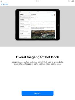 Apple iPad Mini 3 - iOS 11 - Toestel - Toestel activeren - Stap 40
