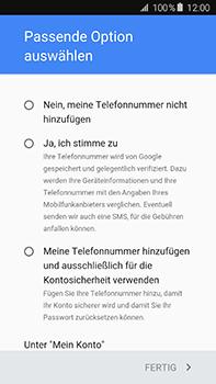 Samsung Galaxy A8 - Apps - Einrichten des App Stores - Schritt 15