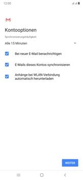 Samsung Galaxy Note 20 Ultra 5G - E-Mail - 032b. Email wizard - Yahoo - Schritt 12