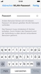 Apple iPhone SE - Internet - Mobilen WLAN-Hotspot einrichten - 0 / 0