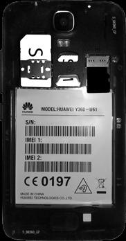 Huawei Y3 - SIM-Karte - Einlegen - 7 / 11