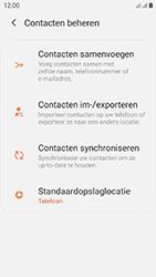 Samsung galaxy-xcover-4s-dual-sim-sm-g398fn - Contacten en data - Contacten kopiëren van SIM naar toestel - Stap 6