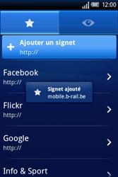 Sony Xperia X8 - Internet - Navigation sur Internet - Étape 12