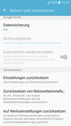 Samsung Galaxy J5 (2016) - Fehlerbehebung - Handy zurücksetzen - 7 / 14