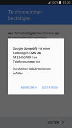 Samsung Galaxy J5 (2016) - Apps - Konto anlegen und einrichten - 11 / 24