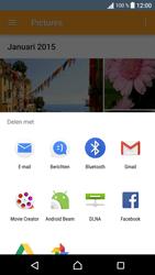 Sony Sony Xperia E5 - contacten, foto