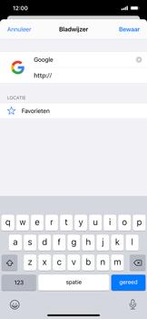 Apple iPhone 11 - iOS 14 - internet - hoe te internetten - stap 6