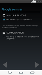 LG G3 - Applications - Setting up the application store - Step 13