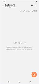 Samsung Galaxy A50 - E-Mail - Konto einrichten (yahoo) - Schritt 5
