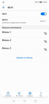 Huawei P20 Lite - Wi-Fi - Accéder au réseau Wi-Fi - Étape 6