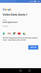 Huawei P10 - Apps - Konto anlegen und einrichten - 16 / 19