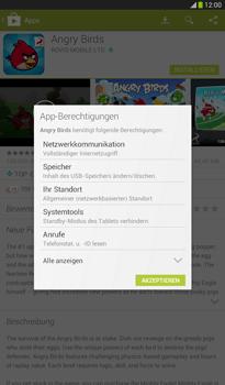 Samsung Galaxy Tab 3 7-0 - Apps - Herunterladen - 17 / 19