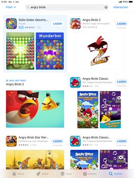 Apple iPad Air - Apps - Herunterladen - 12 / 17