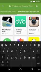 HTC One M8s - apps - app store gebruiken - stap 13