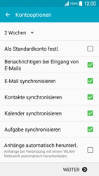 Samsung Galaxy S5 - E-Mail - Konto einrichten (outlook) - 9 / 13