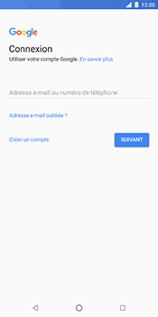 Nokia 7 Plus - Applications - Créer un compte - Étape 4