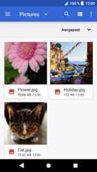Sony xperia-xa1-g3121-android-oreo - E-mail - Bericht met attachment versturen - Stap 15