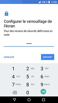 Crosscall Trekker X4 - Sécuriser votre mobile - Activer le code de verrouillage - Étape 9