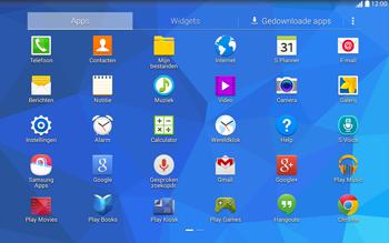 Samsung T535 Galaxy Tab 4 10-1 - SMS - SMS-centrale instellen - Stap 3