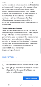 Samsung Galaxy S10 - Applications - Configuration de votre store d