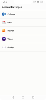 Huawei mate-20-lite-dual-sim-model-sne-lx1 - E-mail - Account instellen (IMAP zonder SMTP-verificatie) - Stap 4