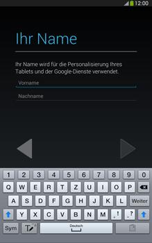 Samsung T315 Galaxy Tab 3 8-0 LTE - Apps - Konto anlegen und einrichten - Schritt 5