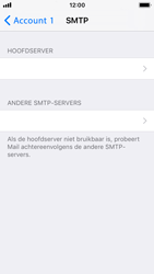 Apple iPhone 5s - iOS 11 - E-mail - Account instellen (POP3 met SMTP-verificatie) - Stap 20
