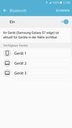 Samsung Galaxy S7 Edge - Bluetooth - Verbinden von Geräten - Schritt 7