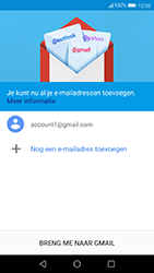 Huawei P10 - Android Oreo - E-mail - Handmatig instellen (gmail) - Stap 12