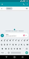 Nokia 3.1 - Contact, Appels, SMS/MMS - Envoyer un MMS - Étape 9