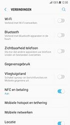 Samsung Galaxy S6 - Android Nougat - Bellen - in het buitenland - Stap 5