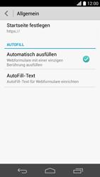 Huawei Ascend P6 LTE - Internet - Manuelle Konfiguration - 22 / 27