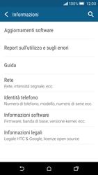HTC One M9 - Software - Installazione degli aggiornamenti software - Fase 6