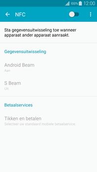 Samsung Galaxy Note 4 4G (SM-N910F) - NFC - NFC activeren - Stap 6