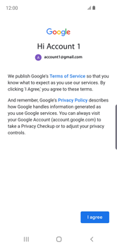 Samsung Galaxy S10e - E-mail - 032a. Email wizard - Gmail - Step 11