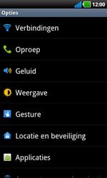 LG P970 Optimus Black - netwerk en bereik - gebruik in binnen- en buitenland - stap 4