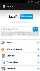 Alcatel One Touch Idol Mini - Internet e roaming dati - uso di Internet - Fase 13