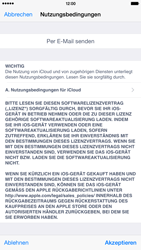 Apple iPhone 6 Plus - iOS 8 - Apps - Konfigurieren des Apple iCloud-Dienstes - Schritt 6