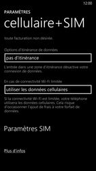 Nokia Lumia 930 - Réseau - Sélection manuelle du réseau - Étape 5
