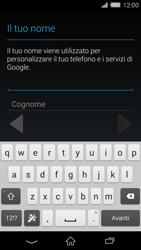 Sony Xperia Z2 - Applicazioni - Configurazione del negozio applicazioni - Fase 6