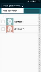 Samsung I9195i Galaxy S4 mini VE - Contacten en data - Contacten kopiëren van toestel naar SIM - Stap 10