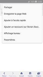 Samsung Galaxy S6 Edge - Internet et roaming de données - Navigation sur Internet - Étape 17