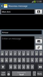 Samsung C105 Galaxy S IV Zoom LTE - MMS - envoi d'images - Étape 11