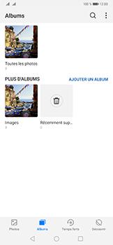 Huawei Mate 20 Pro - Photos, vidéos, musique - Envoyer une photo via Bluetooth - Étape 4