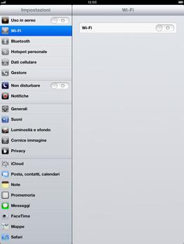Apple iPad mini - Software - Installazione degli aggiornamenti software - Fase 5