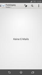 Sony D5803 Xperia Z3 Compact - E-Mail - Konto einrichten (yahoo) - Schritt 4