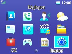 Bouygues Telecom Bc 311 - Aller plus loin - Restaurer les paramètres d'usines - Étape 3