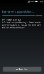 Alcatel OT-5050X Pop S3 - Apps - Konto anlegen und einrichten - Schritt 17