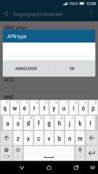HTC One A9 - Internet - handmatig instellen - Stap 12