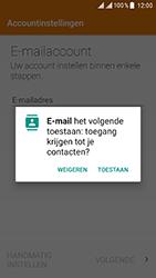ZTE Blade V8 - E-mail - e-mail instellen (yahoo) - Stap 4